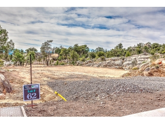 Custom Lot FOR SALE - 1380 Rockwood Dr Prescott, AZ 86305 - Lot 62 The Preserve at Prescott